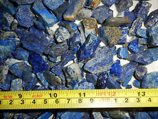 Afghanistan Lapis Lazuli Rough Stone 1 to 20 gram size pieces 150 gram Lot