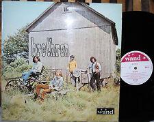 Brethren - Self Titled (Wand) LP Rare UK Orig. Swamp Rock Drum Breaks LP c.1971