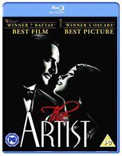 The Artist [Blu-ray][2011] [DVD][Region 2]