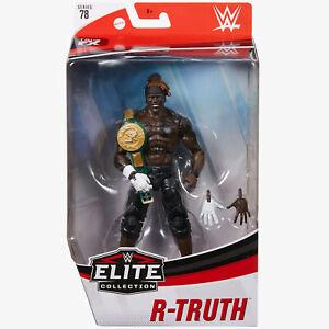 WWE Elite 78 R-Truth New Sealed Mattel 24/7 Figure Wrestling