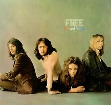 """FREE Fire and Water 12"""" 180G Vinyl  LP - NEW & SEALED - MOVLP794"""