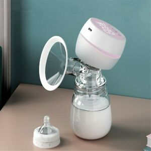 Electric Breast Pump Breast  Milk Feeding Collector Portable Baby Breastfeeding