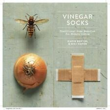 Vinegar Socks: Traditional home remedies for modern living Berndl, Karin VeryGoo