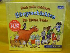 Noch Mehr Schönste Hörgeschichten Für Kleine Leute * 9783837304732 * Lindgren