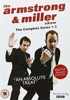 The Armstrong and Miller Show: The Complete Box Set [DVD][Region 2]