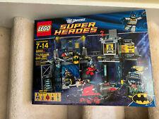 LEGO DC Super Heroes The Batcave 6860 NON-MINT BOX