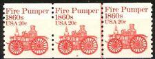 FIRE PUMPER MNH PNC3 Plate 2 Very Scarce Plate Number Scott's 1908