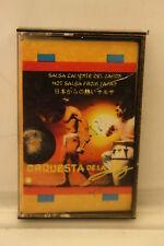 Orquesta De La Luz Salsa Caliente Del Japon Hot From Japan, Audio cassette
