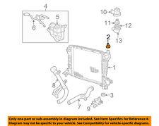Lincoln FORD OEM 04-06 LS 3.9L-V8-Radiator Upper Bracket Right YR8Z8A193BA