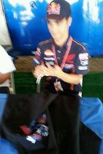 DANI PEDROSA SIGNED AUTOGRAPHED Repsol Honda Moto GP Black T-shirt Size Xl