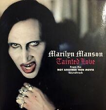 Marilyn Manson CD Single Tainted Love - Europe (EX/EX)