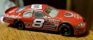 2007 Dale Earnhardt Jr. #8 Chevrolet Monte Carlo SS NASCAR 1:87 Diecast Car