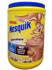 Nestle Nesquik Chocolate Flavor 2.61LB Chocolate Powder 85 Servings