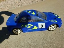 Rc car, Rc10, 1/10 scale, Associated Tc3, Brushless, All wheel drive