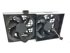 Dell CP232 Precision T3500 T5500 Dual Front Fan Assembly