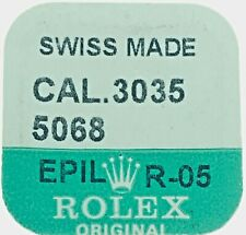 Rolex 3035 5068 Reversing Wheel Generation for Watch Repair