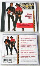 BROOKS & DUNN Hard Workin´ Man .. 1993 Arista CD TOP