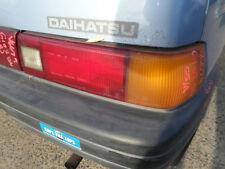 1991 Daihatsu Charade G100 RH Tail Light S/N# V6679 BF9058