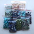 Natural Crystal Chips - Small Undrilled