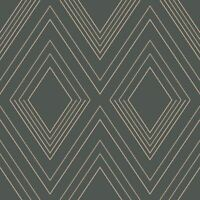 ALEA GEOMETRIC WALLPAPER CHARCOAL / ROSE GOLD MURIVA 703042