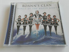 Boann's Clan - Dance Of The Water Gods (CD Album) Used Very Good