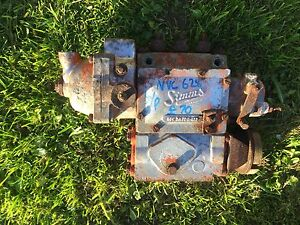 Spares/repairs 3 cylinder Nuffield Inline Fuel Pump NVC 613