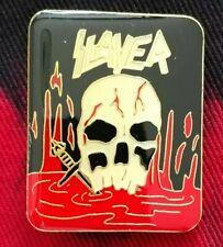 Slayer Enamel Pin South of Heaven Vintage Large Zp
