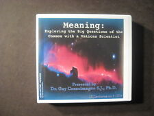 MEANING: Exploring the Big Questions of the Cosmos with a Vatican Scientist 5 CD