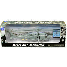 New Ray 25583 Sky Pilot Military Mission SH-60 Sea Hawk Helicopter 1:60 Grey
