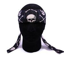 Skull and Bones Headband 1
