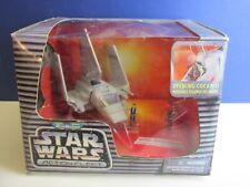 star wars IMPERIAL SHUTTLE TYDIRIUM ACTION FLEET MICRO MACHINES figures galoob