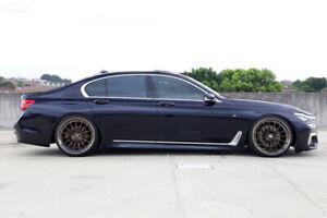"BMW 7 SERIES E65 02-08 745i LOWERING SPRINGS 1.4/""//1.4/"""