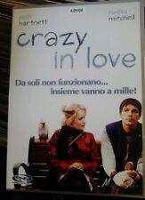 Dvd - CRAZY IN LOVE Josh Hartnett (noleggio)