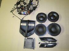 Original VW Sharan 7N Highline Soundsystem Dynaudio A29611 5n0035454a, 7n0035453