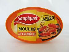 Saupiquet Moules à l`escabèche, Muscheln Escabeche Füllmenge 110 g