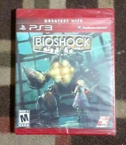 BioShock (Sony PlayStation 3, 2008) New & Sealed