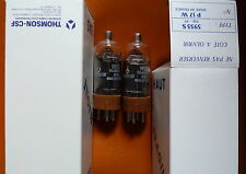 MATCHED PAIR 5933S Military 807 Thomson CSF P17W  NOS NIB *quads available*