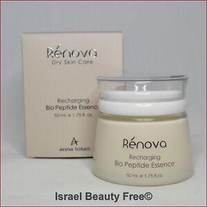Anna Lotan Renova Recharging Bio Peptide Essence 50ml