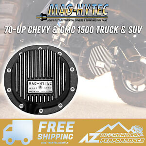 Mag Hytec Rear Differential Cover fits 70-Up Chevy & GMC 1500 Truck & SUV 10-8.5