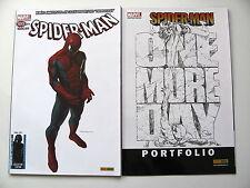SPIDER-MAN - N° 100  (serie 2) VARIANT  3/3 + PORTFOLIO