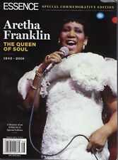 Essence Commemorative issue Aretha Franklin  2018   Just $9.99