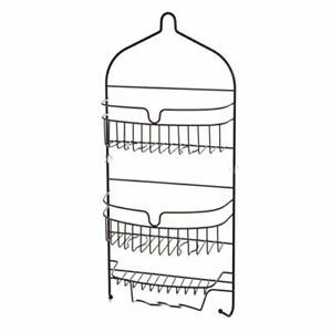 Kenney 3-Shelf Hanging Shower Caddy Oil Rubbed Bronze