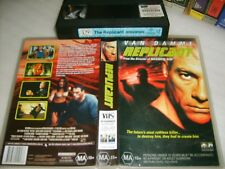 VHS *REPLICANT : JEAN-CLAUDE VAN DAMME* 2001 Columbia Tristar Edition - Thriller