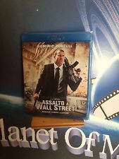 Assalto a wall street*BLU RAY*NUOVO