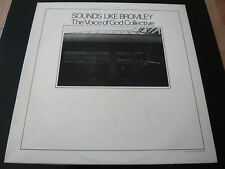 THE VOICE OF GOD COLLECTIVE..SOUNDS LIKE BROMLEY..UK JAZZ LP PROMO PRIVATE PRESS