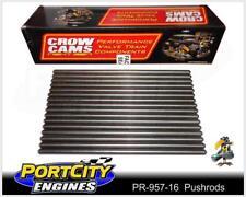 """Superduty Pushrods Holden Chev V8 LS1 5.7L 7.400"""" 5/16"""" .080"""" Wall PR-957-16"""