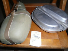 C.M.Co. Mess Kit & German Canteen-Bug Out Supplies