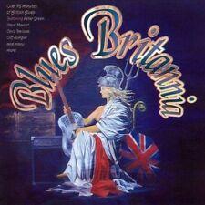 VARIOUS ARTISTS - BLUES BRITANNIA NEW CD