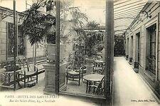 Vestibule, Hotel Des Saints-Peres, Rue des Saints-Peres, 65, Paris, France