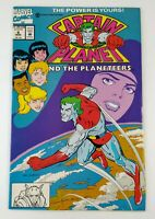 Marvel Comics Captain Planet and The Planeteers 6 Volume 1 Mar 1992 Comic Book